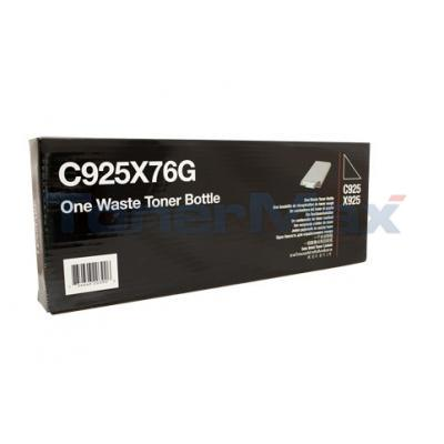 LEXMARK C925 WASTE TONER BOTTLE